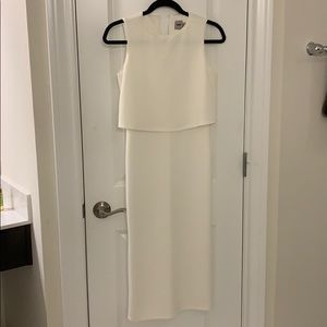 ASOS white dress